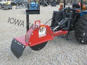 "New Worksaver SG 26 Tractor 3 PT Stump Grinder 26"" Cut'G Wheel Best Buy Brand"