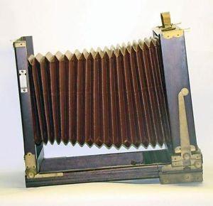 "Antique Eastman Kodak"" 2D Wood Folding View Camera"