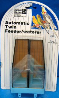 PPBA330 Automatic Twin Feeder Waterer
