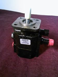 Haldex Two Stage 11 GPM Hi Low External Gear Hydraulic Pump Item 1012 Look