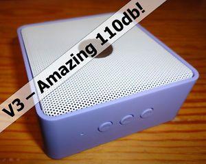 Wireless Bluetooth Loud Bass Speaker USB iPod iPad 3 iPhone 4 4S 5 Mini Tablet