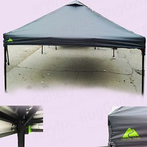 ... Ozark Trail Instant 10u0027 x 10u0027 Canopy Gazebo Outdoor C&ing Tent Sport CV1010A ... & New Ozark Trail 13 ft x 9 ft Outdoor Screen House Camping ...