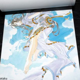 AH Megami sama Oh AH My Goddess Postcard Book 2 Japan Anime Art Book