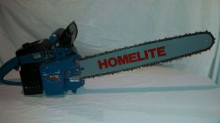 Homelite Super 2 Chainsaw Specs on PopScreen