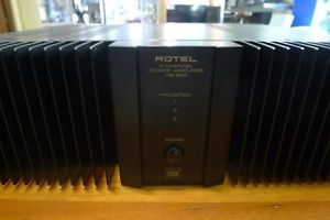 Rotel RB 993 3 Channel Power Amplifier