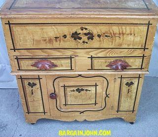 Antique Furniture Wash Stands