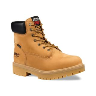 """Mens Timberland Pro Series 6"""" 65030 Waterproof Insulated Work Boots Size"""