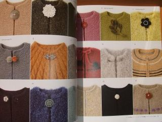 Standard Knit by Naoko Shimoda Japanese Craft Book
