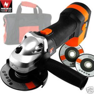 Cordless Small 24V Electric Power Angle Grinder Tool