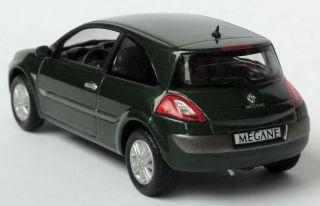 1 43 Renault Megane Coupé Sport Dynamique 2 0 16V Green