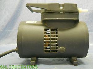 This Is A Good Thomas 905AA18 146C Portable Air Compressor Pump for Air Brush