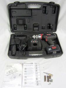 Craftsman 315 115430 19 2V 1 2'' Hammer Drill Driver Cordless Power Tool