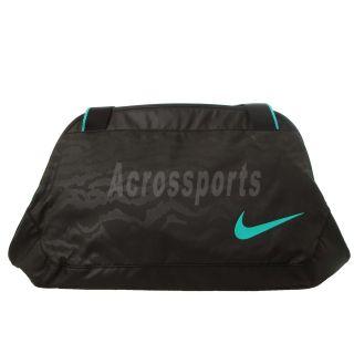 ... Nike C72 Legend 2 0 M Medium Duffel Bag Sports Black Luggage BA4653 034  ...