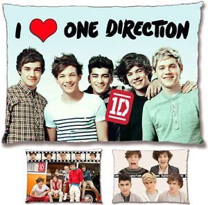 New Ilove 1D One Direction Pillow Cases Up All Night One Thing Choose 1