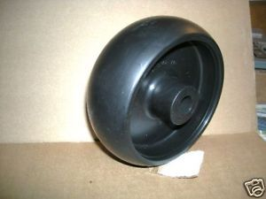 John Deere OEM GX10168 Riding Mower Deck Wheel