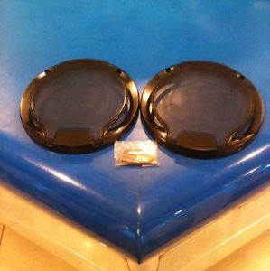 Alpine Type R 6 5 Speaker Grills Covers