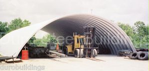 Duro Steel 50x70x17 Metal Buildings Direct American Made Quonset Machine Sheds