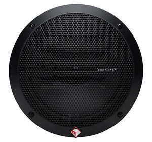 "Rockford Fosgate Speaker Grill Covers 1 Pair 6 5"" Prime R165X2 New 6 1 2"