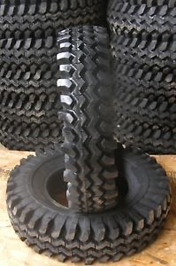 2 New Tires 31 9 50 15 Blem 4x4 Jeep Mud Bogger Claw Spur 235 10 50 7 00 N78