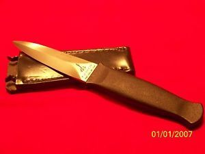 Vintage Gerber Guardian Boot Knife Very Low Serial Number