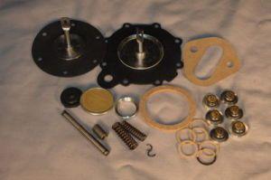 1954 AC Delco Fuel Pump Number 4132 Rebuild Kit 6 Cylinder Corvette 20 Pieces