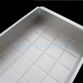 Any Alphabet Letters Number Cake Tin Pan Create Decorating Fondant Baking Mold