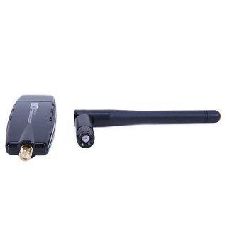 Wireless WiFi USB Adapter Network LAN Card Laptops Internet 300Mbps 11n