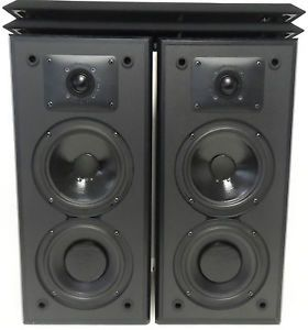 Polk Audio M5JR Monitor Series 2 8 Ohm 100 w Speakers
