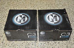 """Memphis Mojo C3 15"""" Subwoofers 15 C315D4C"""