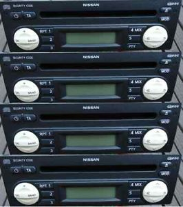 Nissan Micra Blaupunkt Stereo Code Decode Unlock by Serial Number