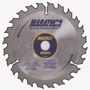 "New Irwin 14015 Marathon 5 3 8"" x 18 TPI Frame Rip Carbide Circular Saw Blade"