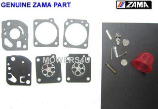 Genuine Zama Carburetor Repair Kit RB 73 RB73 Fits Poulan Weedeater FeatherLite