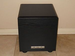 JBL PB12 PowerBass Powered Subwoofer Speaker 160 250 Watt Home Theater Stereo EX