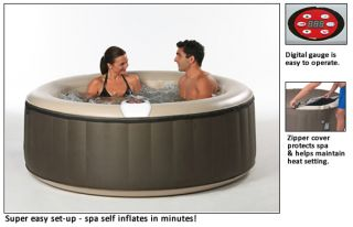 Portable hottub Inflatable Spa Hot Tub Cheap New