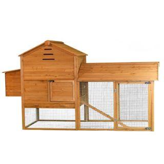 CBI Wood Chicken Coop Backyard Poultry Hen Egg House