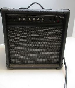 Crate KX 15 30 Watt Electric Guitar Amplifier