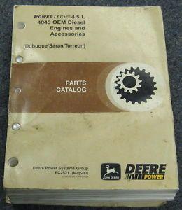 John Deere 4045: Business & Industrial