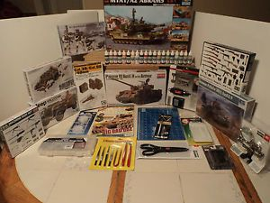 WWII Model Kits Diorama Hobby Accessories Excellent Bargains