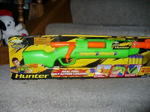 """Buzz Bee """"Hunter"""" Rifle Nerf Type Bolt Action Loading"""