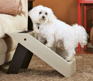 Portable Dog Pet Steps Stairs Bed Ramp Cat Puppy Bed Couch Sofa Agility Ladder