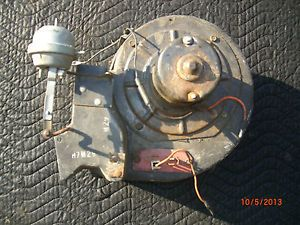 1967 1968 Mustang Cougar Air Conditioning A C Heater Box Blower Fan Motor