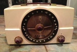 Zenith Am FM Tube Radio on PopScreen