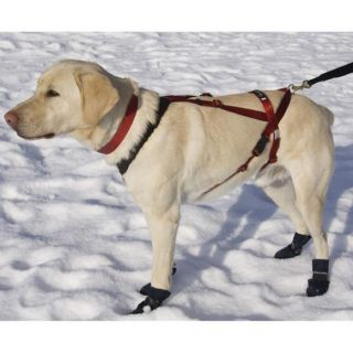 Adjustable Pulling Harness for Dogs 3 Sizes Up to 120 lbs Comfort Fit Adjust