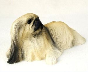 Pekingese Statue Figurine Home Garden Decor Dog Products Dog Gifts