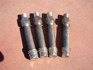 VW Jetta Golf Passat 2 0L Engine Fuel Injectors Full Set 4 Used Nice N R