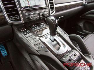New 2014 Porsche Cayenne Turbo s Tiptronic Nav Bose Panorama 21 Wheels