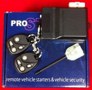 New AST Ultra Start Pro 172 Remote Start 556UW Bypass