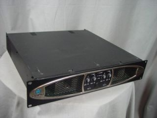 Crown XS4300 4 Channel Power Amplifiers 2 Available Barely Used Amps