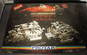 Protar Ferrari Turbo KKK All Metal Engine Kit RARE