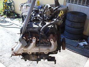 2001 107K V6 4 3 Chevy S10 Vortec Engine Motor Silverado Sierra Astro Safari Van